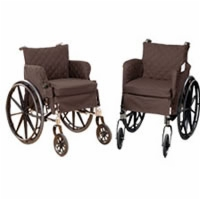 Sure Fit Wheelchair Cover Color - Coffee