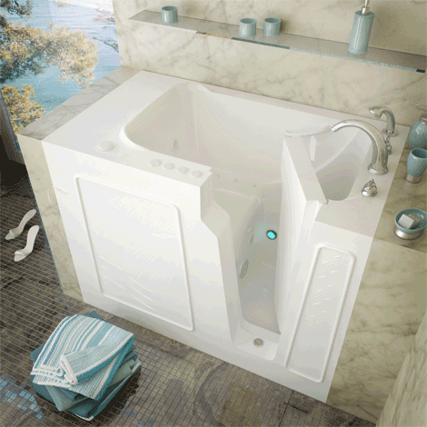 Sanctuary Walk-In Tub, 2952 Medium